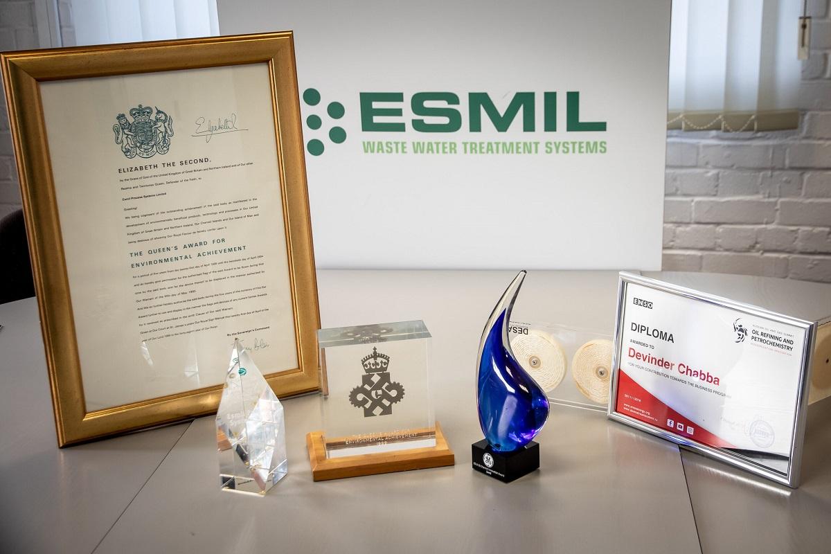 ESMIL Testimonials and Awards