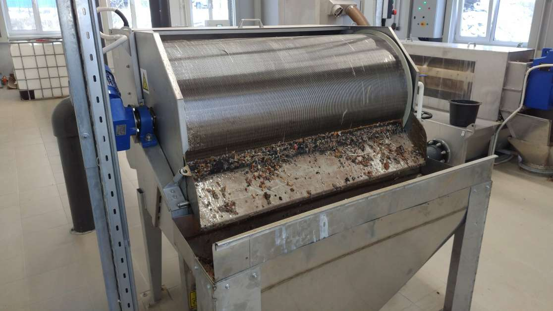 Meat-Processing Enterprise Waste Water Treatment Complex
