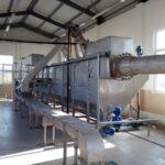 Combined mechanical treatment unit M-Comby