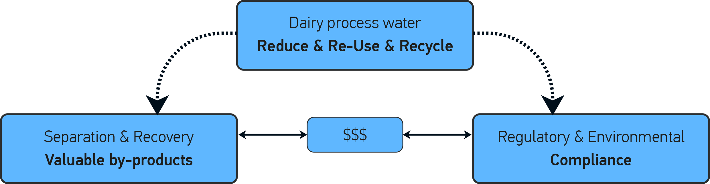 Modern challenges for membranes application in Dairy industry